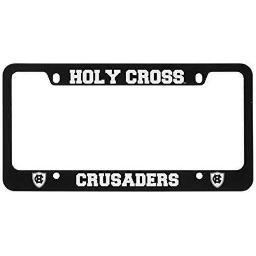 SM-31-BLK-HLYCROSS-1-LRG: LXG SM/31 CAR FRAME BLACK, Holy Cross